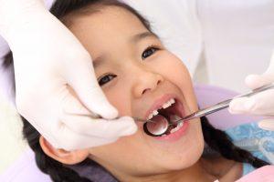 歯の生え変わり時期について