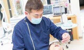 できるだけ歯を大切に治療を行います