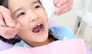 歯のはえかわりの管理を通して健やかな成長をサポート